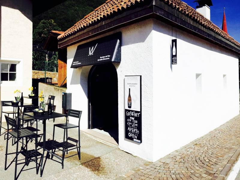 boutique del vino