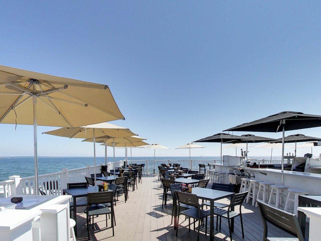 Bar Arredati Con Pallet i segreti per arredare un bar sulla spiaggia - rd italia