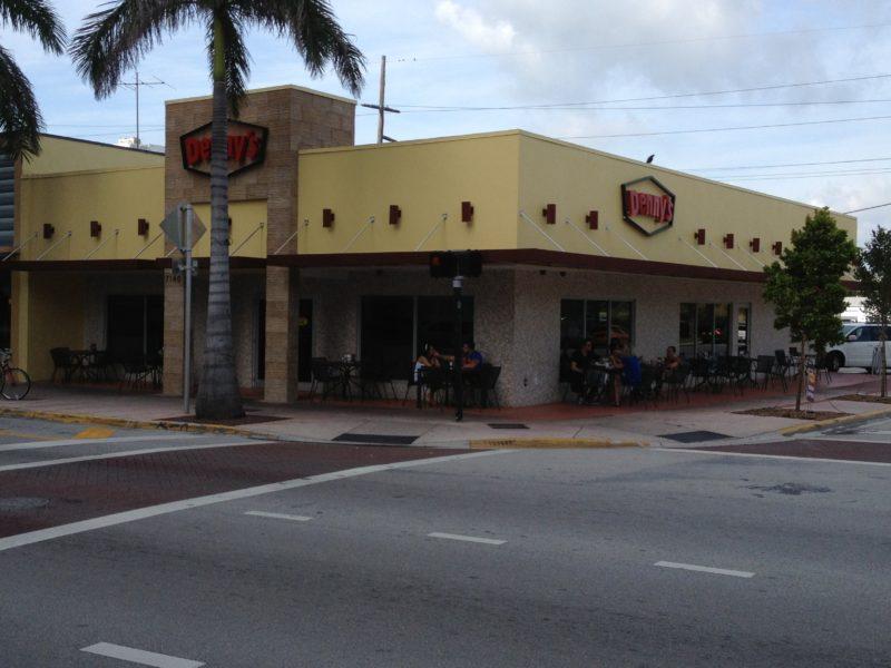 Denny's Miami Beach